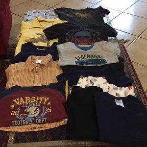 Other - 13 tops size 5T Special Bundle good condition
